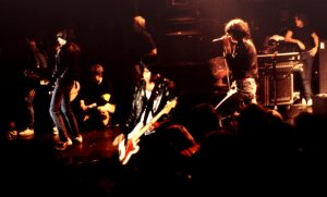 The Ramones, Chateau Neuf, Oslo, Norway, August 30th 1980 The Ramones by Helge Øverås