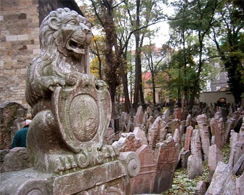 Praha Jewish Cemetary